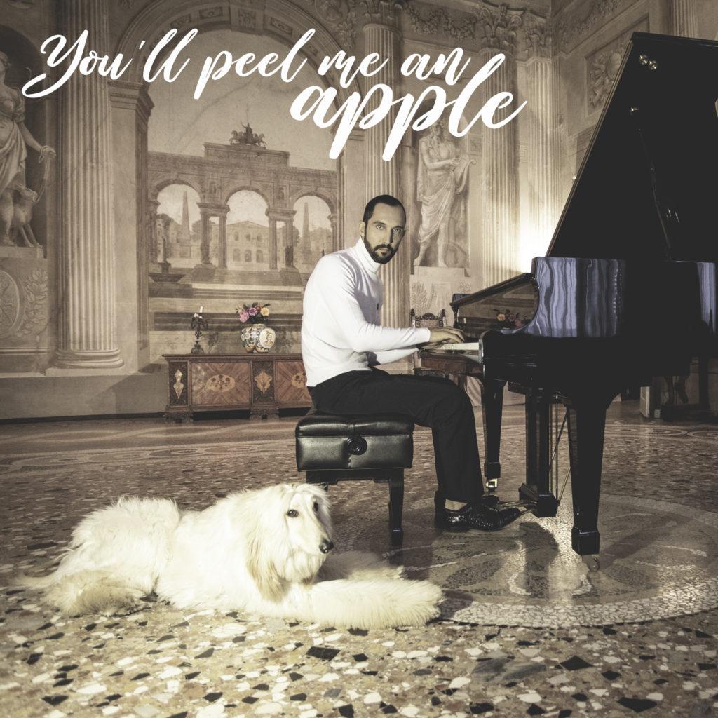 Ypu'll peel me an apple